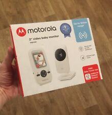 Motorola MBP481 Video Baby Monitor 2 Inch Display Brand New Unopened Cost £59.99