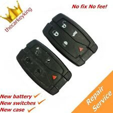 Land Rover Freelander 2 Remote Key Fob Repair / Recase / New Battery Fix Service