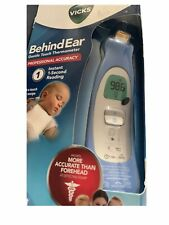 Vicks *Behind War Gentle Touch Thermometer Instant Reading