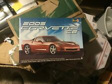 2005 Corvette C6  Model