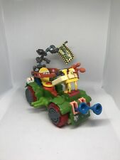 1990 Vintage Mirage Studio Sewer City Toilet Taxi TMNT