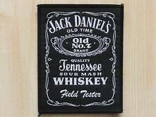 Patch ricamate-JACK DANIEL'S - OLD NO. 7 Tennessee Whiskey-USA