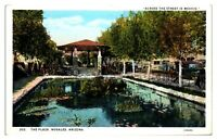 The Plaza, Nogales, AZ Postcard *5N(2)20