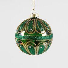 Green envy arabian babiole décoration de noël par sass & belle