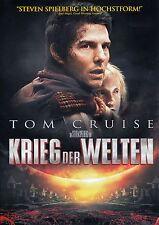 """KRIEG DER WELTEN (""""WAR OF THE WORLDS"""") / DVD - TOP-ZUSTAND"""