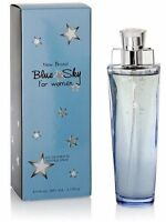 Blue Sky Scent Natural Spray Women Perfume by New Brand -100 ml