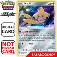 Jirachi 99/181 Team Up  Pokemon Card TCG Online (Digital Card) PTCGO.