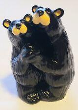 """Bearfoots Big Sky Carvers """"Bearfoot Swing"""" Figurine 5.5"""""""