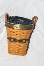 2001 Longaberger Collectors Club Charter Member Basket Combo