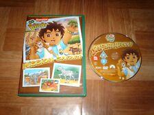 dvd GO DIEGO!...mission safari