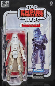 Star Wars 40th Anniversary 6 Inch igure (2020 Wave 3) - Imperial Snowtrooper