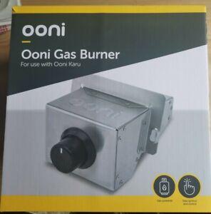 BNIB Ooni Gas Burner (for Ooni 3 & Ooni Karu) new in box