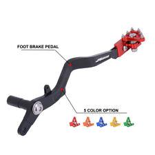 CNC Foot Brake Pedal For Honda XR250R 2000-2004 XR250 BAJA 2000-2007 Motorcycle