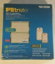 3M Filtrete Hepa Replacement Filter 0412558 Idylis