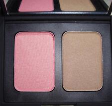 Nars Blush/Bronzer cheek palette *Oasis/Laguna*  Limited edition NIB