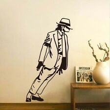 Dancing Michael Jackson Wall Sticker  Removable Vinyl Decals DIY Home Wall Decor