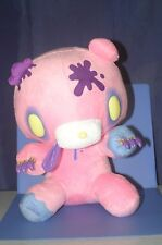 "Chax-GP Bear Chack XL Gloomy of the dead Pink Plush Doll 12"" CGP432 Halloween"