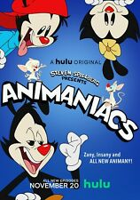 Animaniacs poster print  : 11 x 17 inches