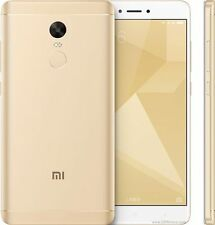 New Xioami Redmi Note 4X Dual (Gold) 64GB|4GB Ram 4G LTE| 4100mah