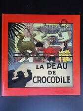 La peau de Crocodile EO 84 PROCHE NEUF  Fripounet  Marisette Bonnet