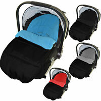 Footmuff Compatible with Nuna Pippa Newborn Car Seat Cosy Toes Liner