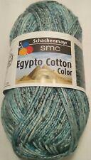 Schachenmayr SMC yarn Egypto Cotton Color 197yd 50g color# 84 Denim Blues