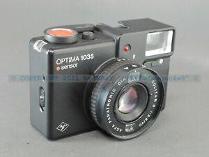 AGFA OPTIMA 1035 SENSOR electronic mit PRIME SOLITAR S 2.8/40 mm