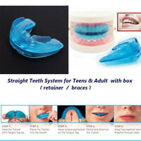 For Teens Adult A Retainer And Box Orthodontic Straight Teeth System Hot