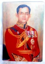 Bild picture König King Bhumibol Adulyadej RAMA IX Thailand 15x10 cm  (s4