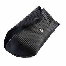 Fashion Durable Leather Sunglasses Case Reading Glasses Optical Glasses Box   B