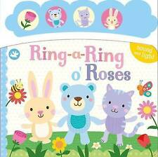 Little Learners Ring-a-Ring O'Roses: Sound and Light by Parragon (Board book, 2016)