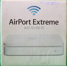 Apple AirPort Extreme Dual -Band Wi-Fi Wireless-N Base Station MD031LL/A  A1408