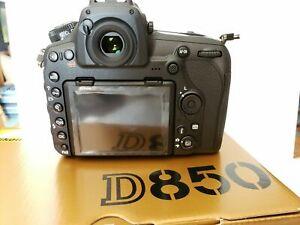 NEW Nikon D850 DSLR Digital Camera U.S. Version (Body Only)