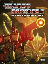 Transformers Punishment Series Digital Comics Bundle