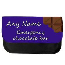Estuche cilíndrico/chocolate de emergencia Personalizado Maquillaje Bolsa Menéame día de San Valentín