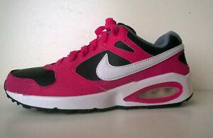 Nike Air Max Coliseum RCRL GS Kinder Sneaker Turnschuhe  Rosa-Schwarz 554990 005