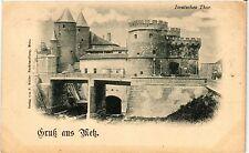 CPA Gruss Aus Metz (473774)