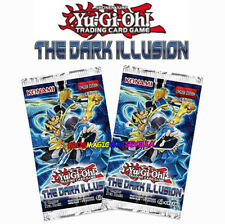 YUGIOH 2 X THE DARK ILLUSION Sealed Boosters Pack ENGLISH - La ilusión oscura