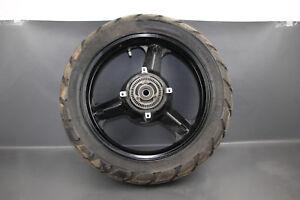 2014 Suzuki DL650 V-Strom / wheel tire alloy J 17M/CXMT 4.00