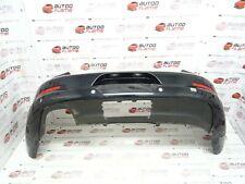 Neu Original Porsche 955 Cayenne Hintere Stoßstange Unten Zug Stange Blende Etui