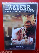 walker texas ranger n.3 seconda stagione chuck norris arti marziali film dvd's