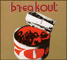 Breakout - 70a (CD)  NEW