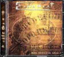 KILL2THIS  -  Mass down sin drone    (CD New)