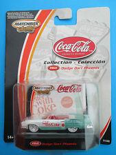 Coca-Cola Dodge Diecast Vehicles