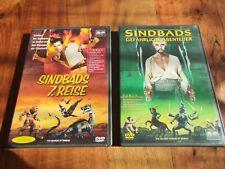 Dvd sindbads 7.reise + sindbads gefährliche Abenteuer top Zustand