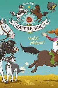 Die Haferhorde - Volle Mähne! - Band 2 von Kolb, Suza   Buch   Zustand sehr gut