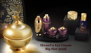 The History of Whoo HwanYu Eye Cream Big Size 50ml Gift Set Premium Anti-aging