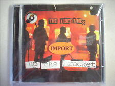 LIBERTINES UP THE BRACKET NEW IMPORT CD ENGLISH INDIE GARAGE POST PUNK ROCK