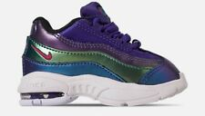 TODDLER GIRL: Nike Little Air Max '95, Multi-Colored - Size 4C AO9212-500