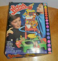 VINTAGE SPLISH SPLASH GAME HASBRO 1981 NEAR COMPLETE MOUSE TRAP